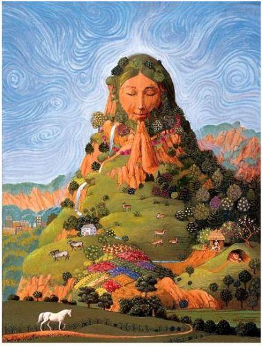 Imagen de la Nueva Tierra