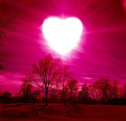 Gran corazón de amor