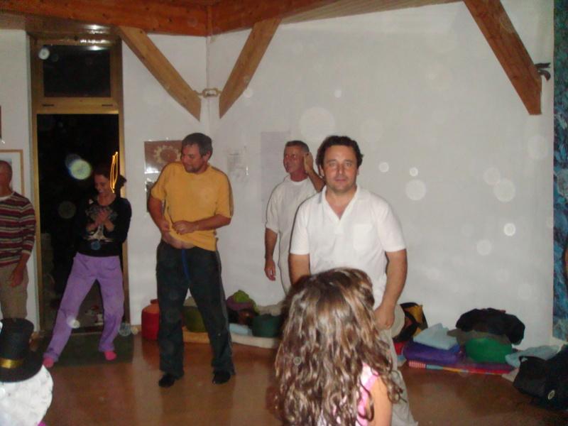 Fiesta del Tercer Cumpleaños de la Sala Tortuga