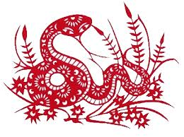 serpiente de agua 1