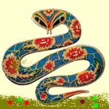 serpiente de agua