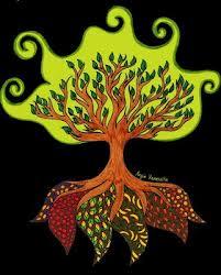 arbol mistico