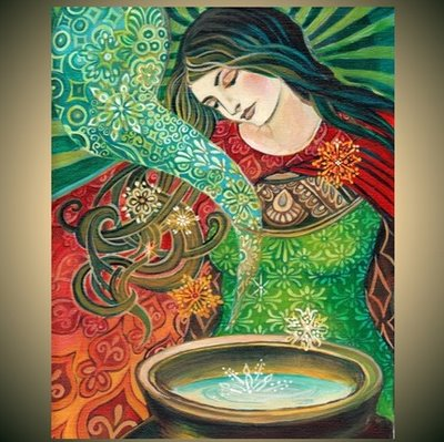 diosa cerridwen