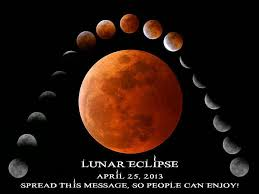 """eclipse lunar 26 de abril de 2013"""