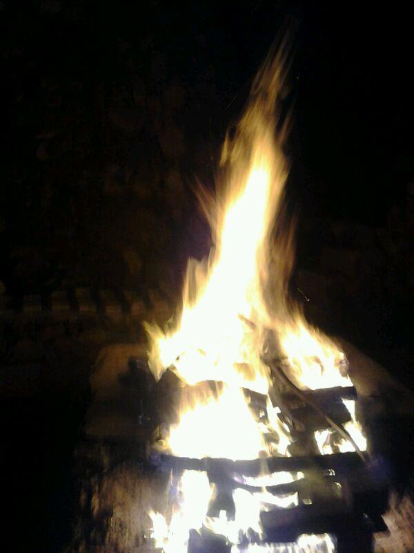 Fuego de Temascal. Casa Tortuga