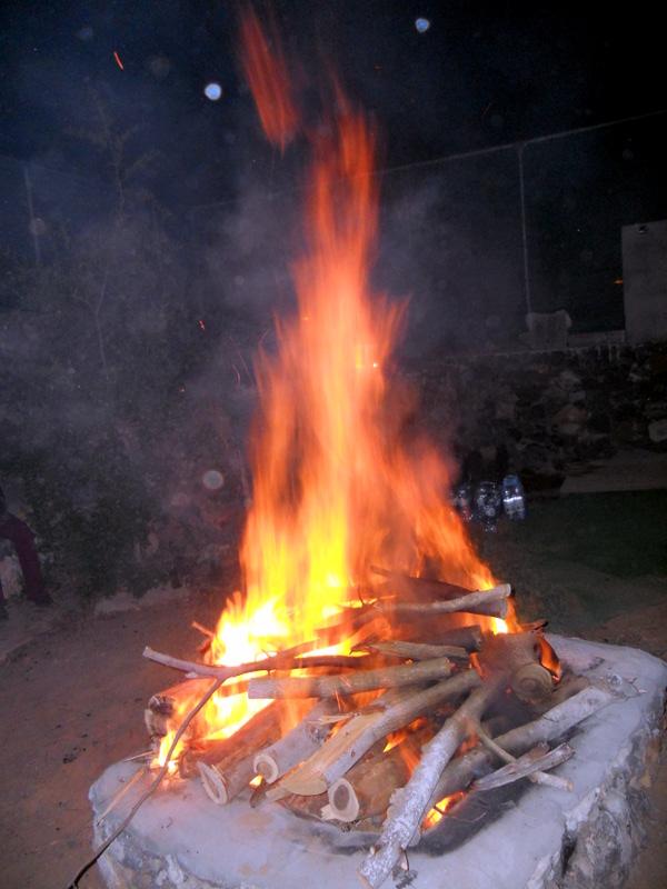 Arranca el fuego