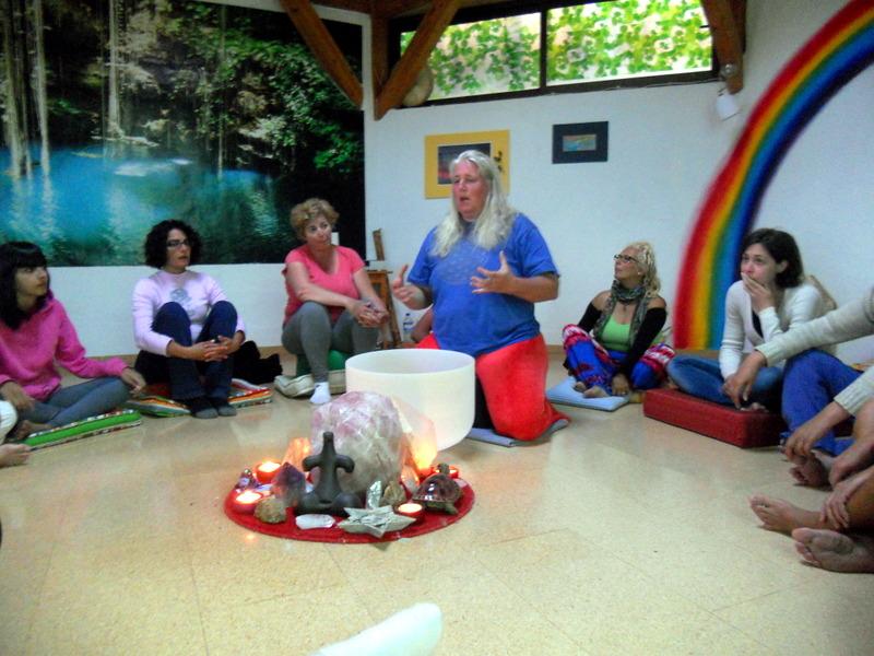 Preparación para Meditar en la Nueva Tierra