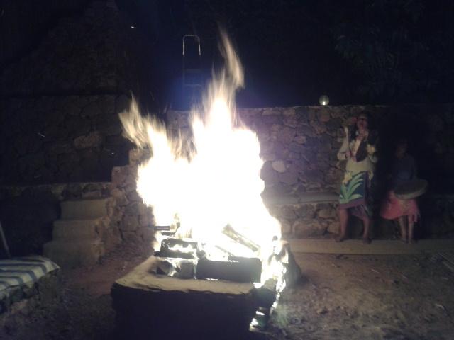 Fuego en la Noche de San Juan