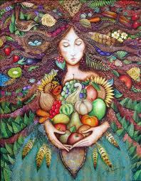 abundancia de la cosecha