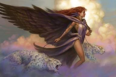 diosa escandinava Freya