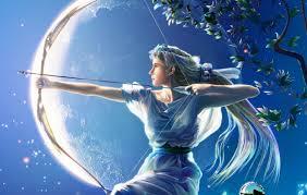 Artemisa, diosa de la autoafirmación