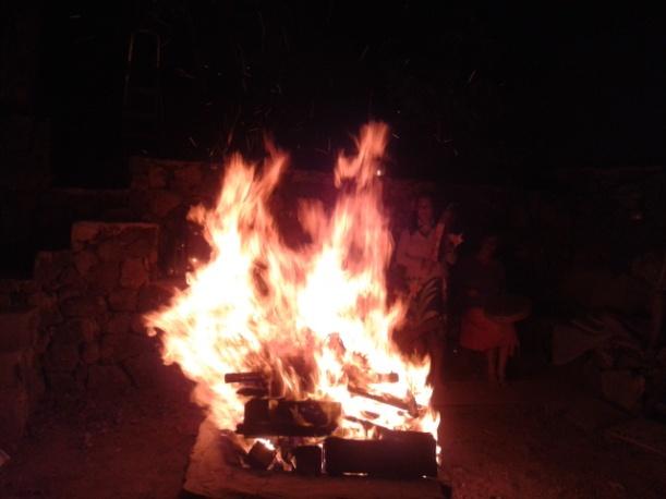 Fuego de Temascal