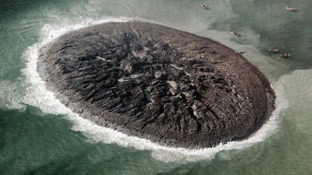 nueva isla en Pakistan