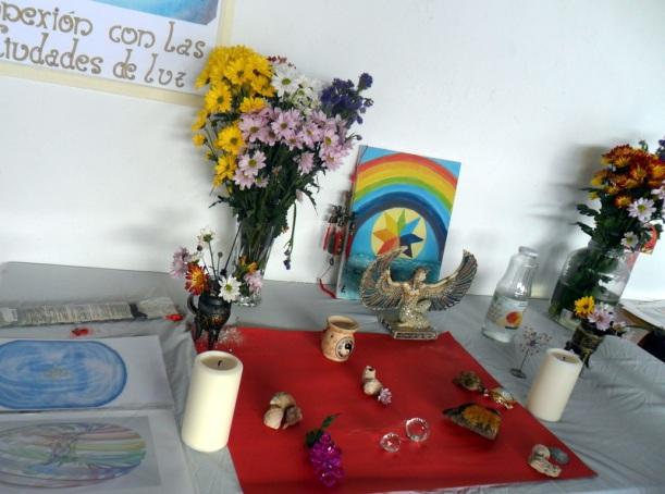 Altar para el Encuentro
