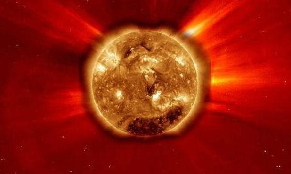 Cambio de Polos del Sol