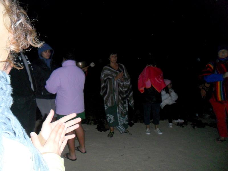 Ceremonia del Agua en Las Agujas 2