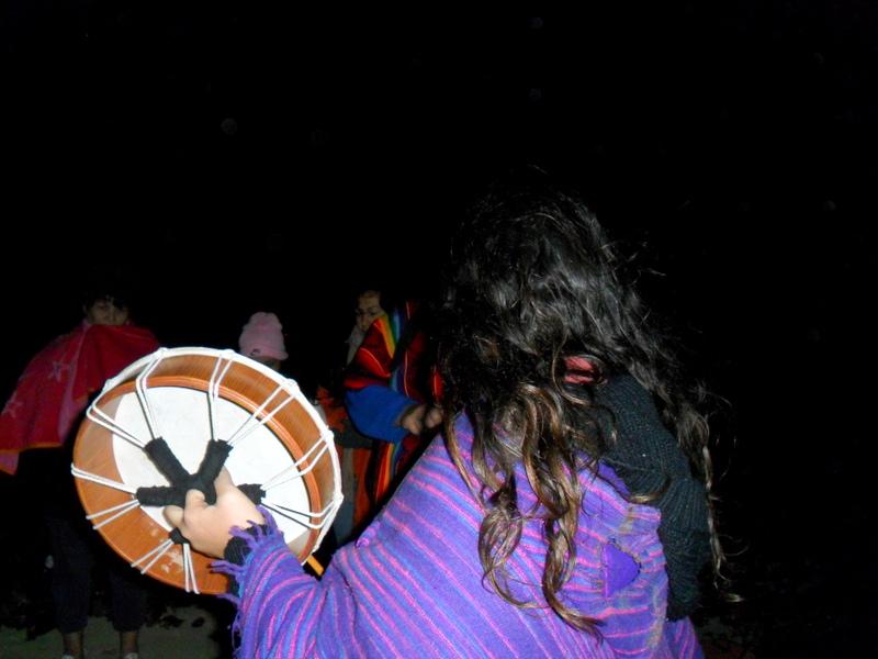 Ceremonia de Agua en Las Agujas 5