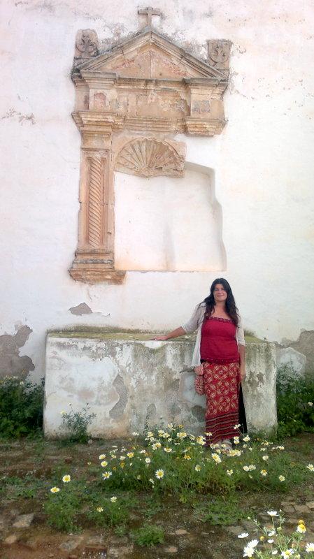 Ruinas y María