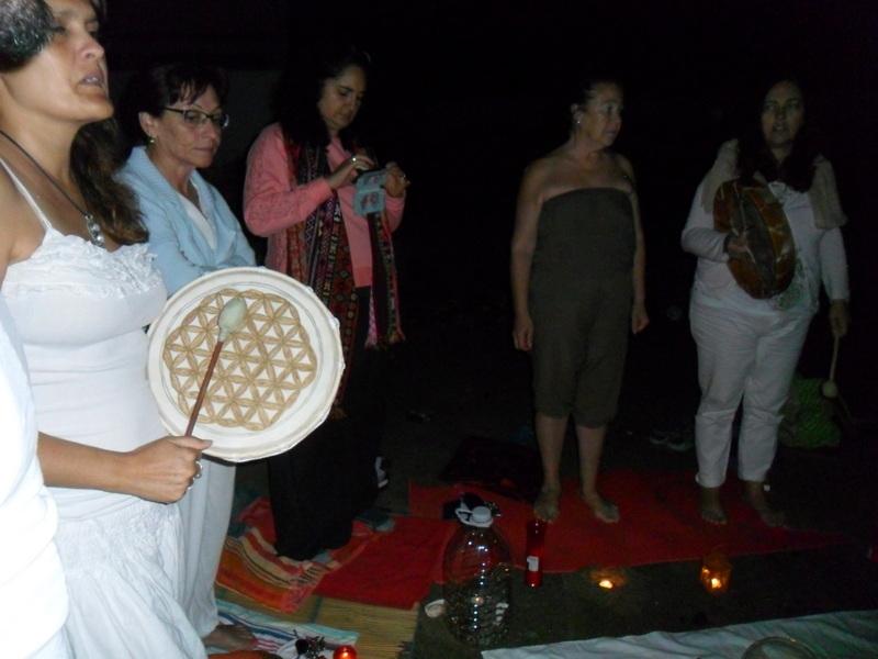 Meditación Luna Llena octubre 2014