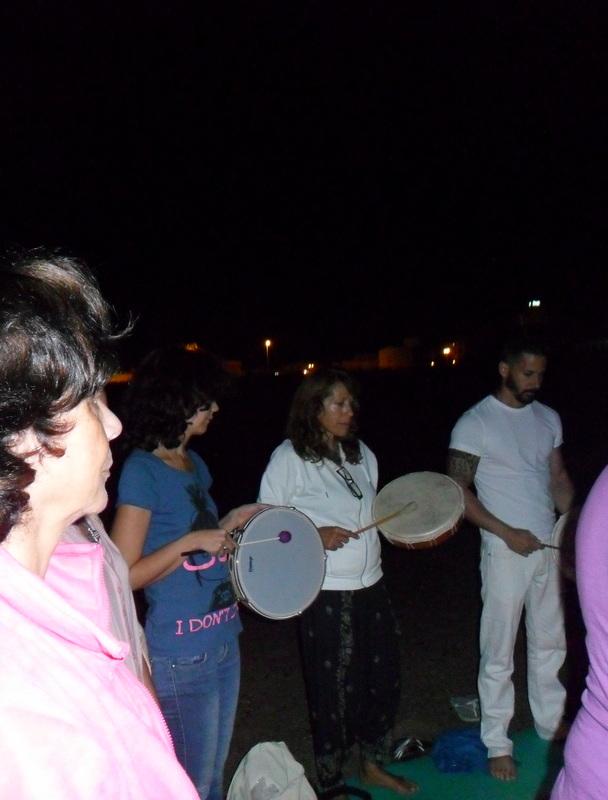 Ceremonia de Agua octubre 2014