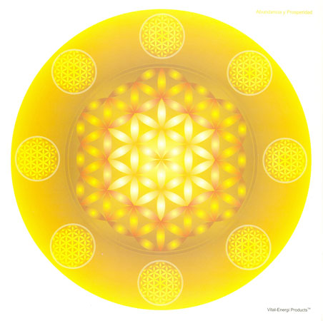 Mandala de la Flor de la Vida
