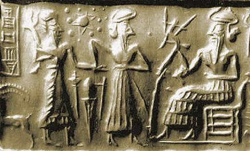 Astrónomos asirios