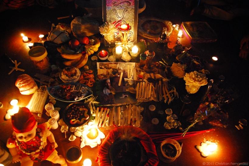 Altar de Sanhaim