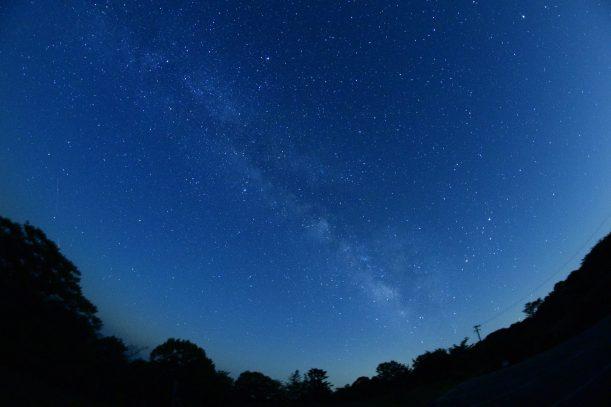 Caminata de Poder en una noche estrellada